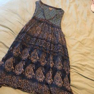 Ecote mini dress xs